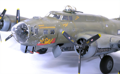 Revell 1/48 B-17G Flying Fortress