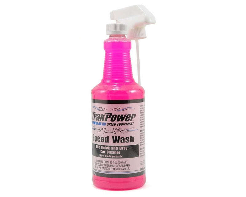 TRAKPOWER SPEED WASH NITRO CLEANER