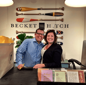Becket Hitch is Open!