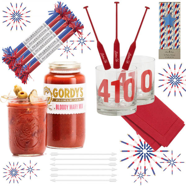 4th of July Products 2015