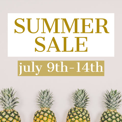 Becket Hitch Summer Sale
