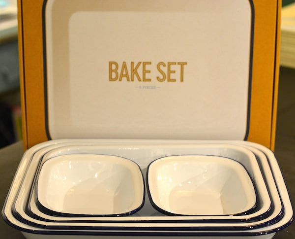Bake Set Falcon Enamelware