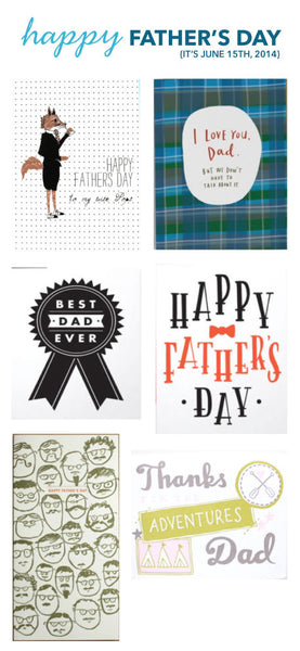 Father's Day 2014 Cards