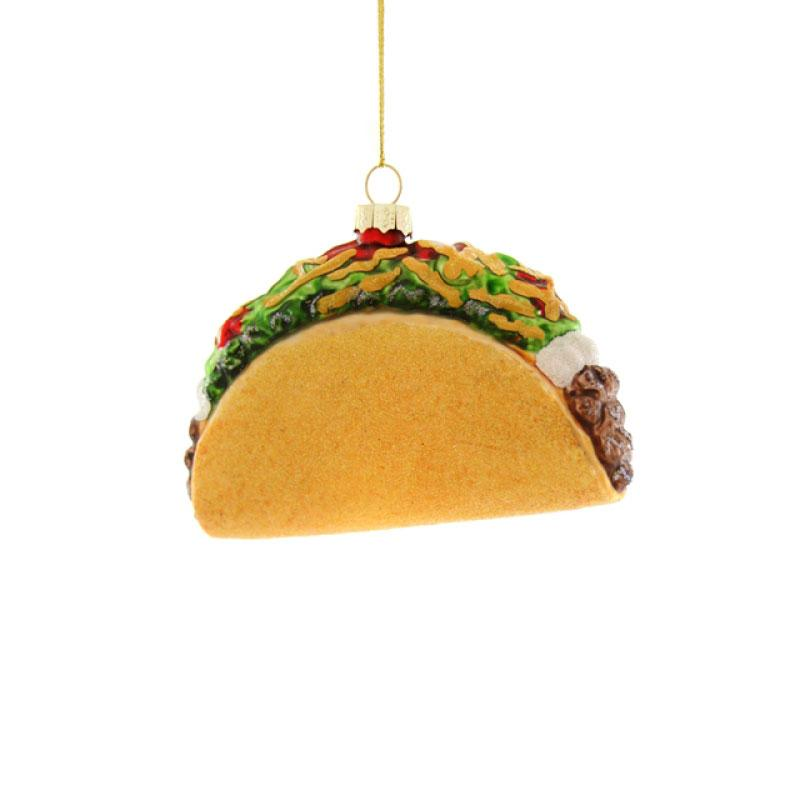Taco Ornament - Becket Hitch