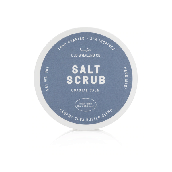 Coastal Calm Salt Scrub