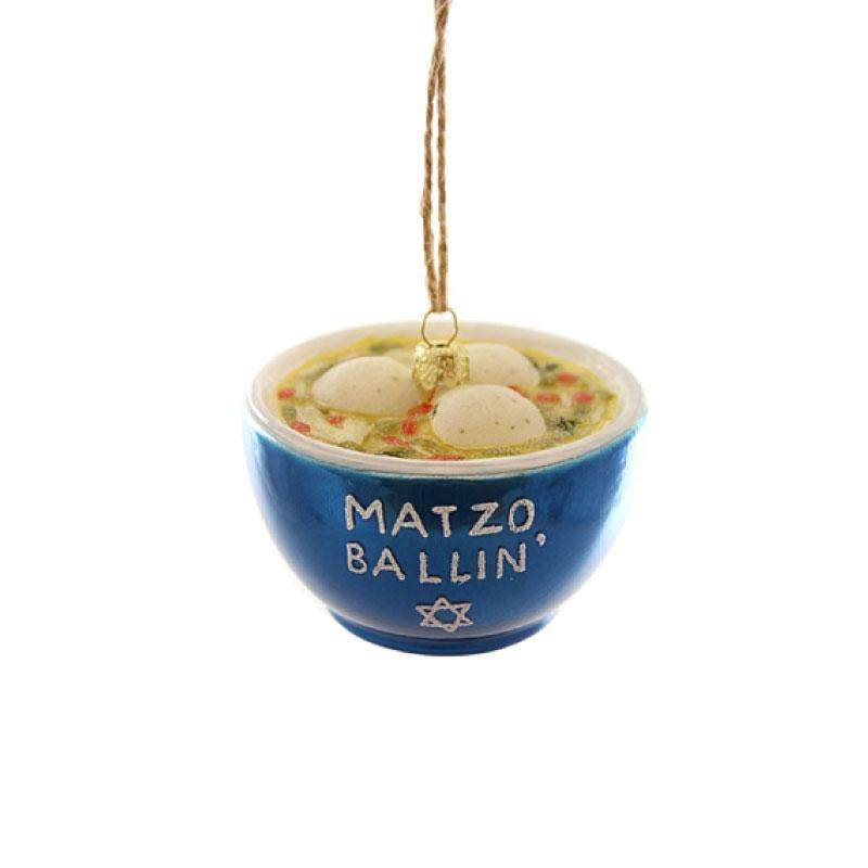 Matzo Ballin Ornament - Becket Hitch