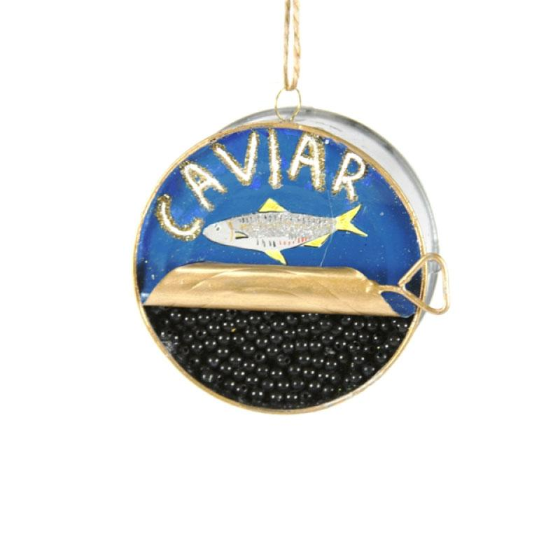 Caviar Ornament - Becket Hitch
