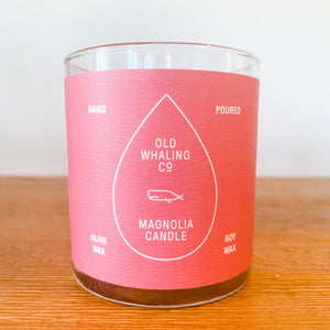 Magnolia Candle - Becket Hitch