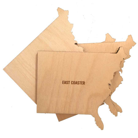 East Coasters - Becket Hitch - 1