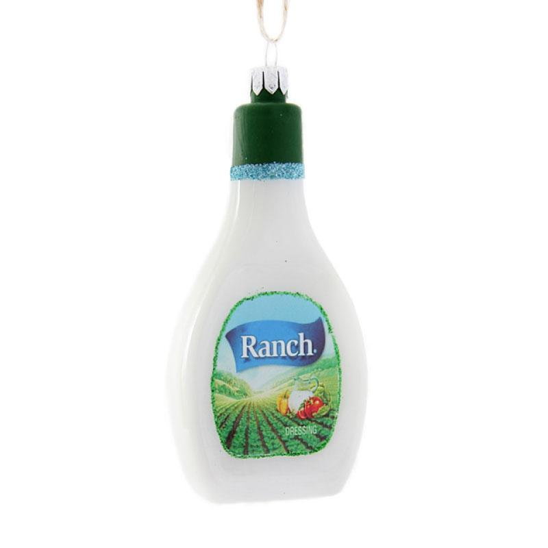 Ranch Dressing Ornament - Becket Hitch
