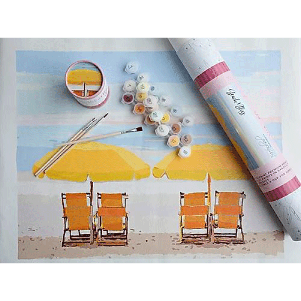 Beach Bliss Paint Kit - Becket Hitch