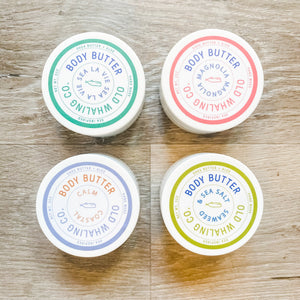 Body Butter Assortment