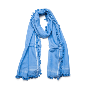 Tassel Scarf - Becket Hitch