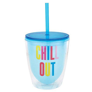 Chill Out Color Chaning Tumbler