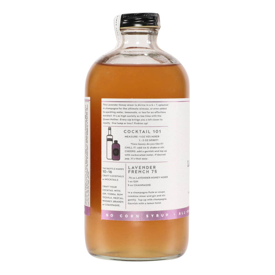 Lavender Honey Cocktail Mixer