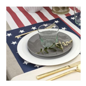 Stars Placemat On Table