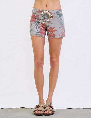 Tropical Cutoff Shorts