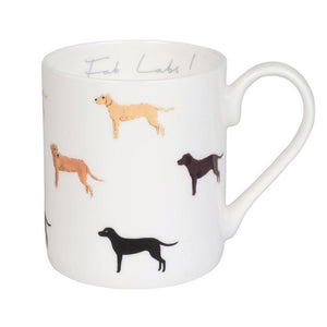 Lab Mug - Becket Hitch