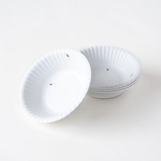 "Ant ""Paper"" Bowls - Becket Hitch"