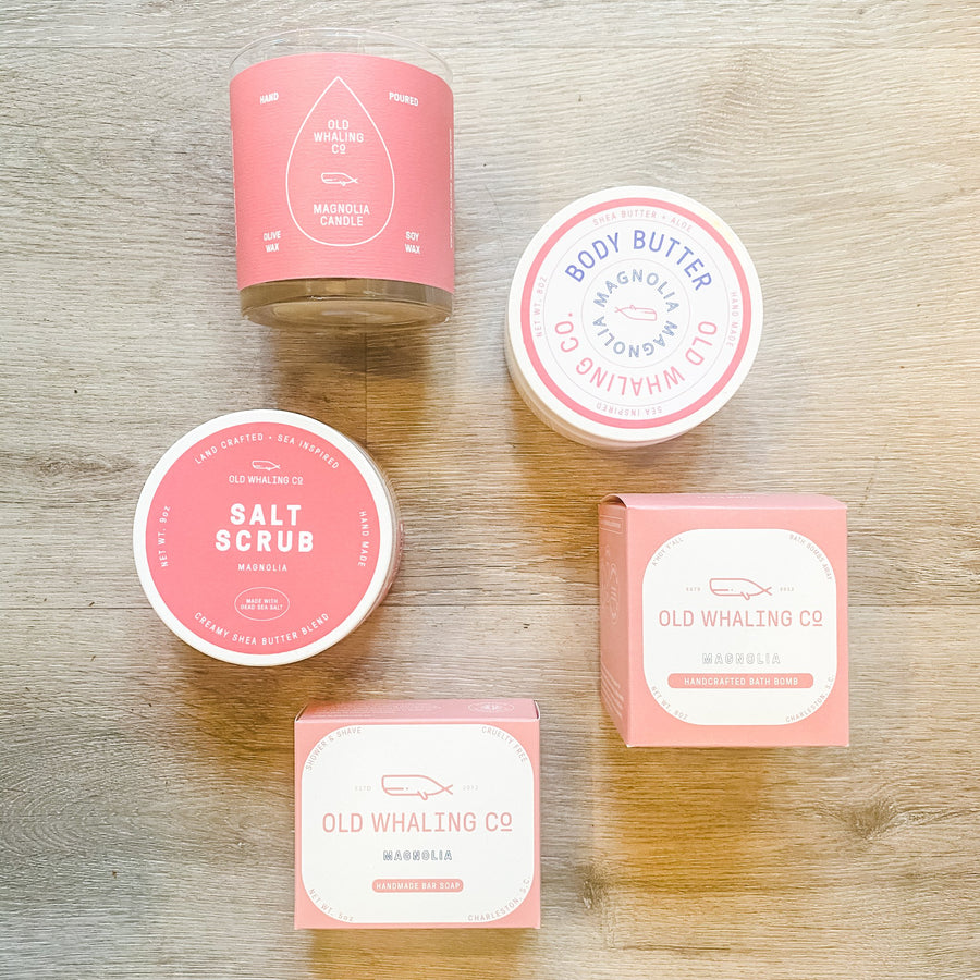 Magnolia Body Butter - Becket Hitch