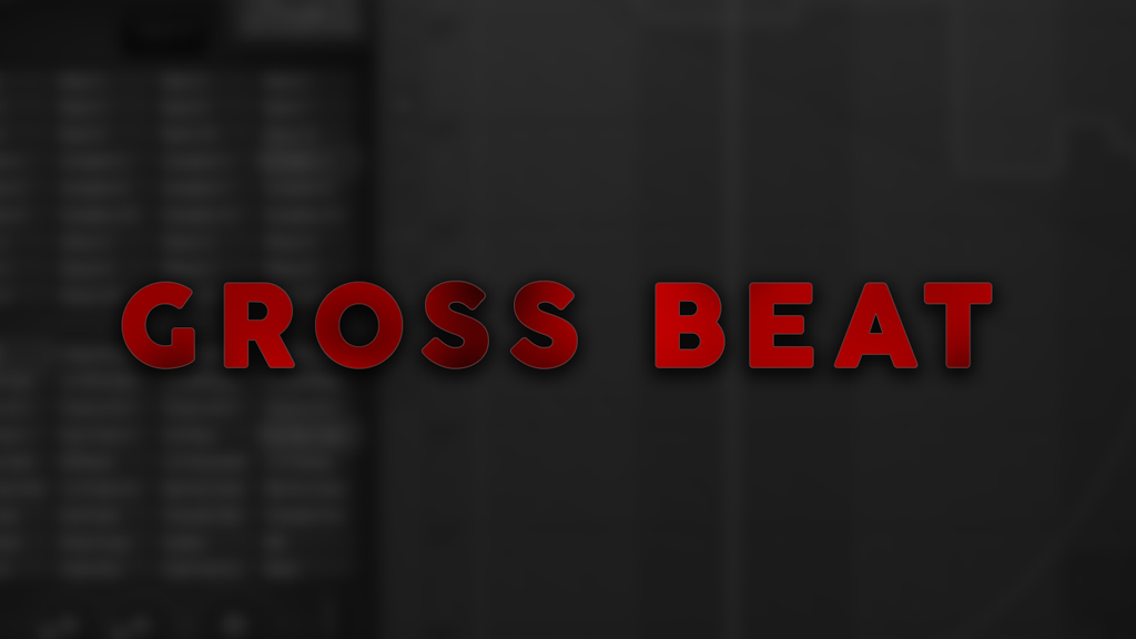 GROSS BEAT BANKS