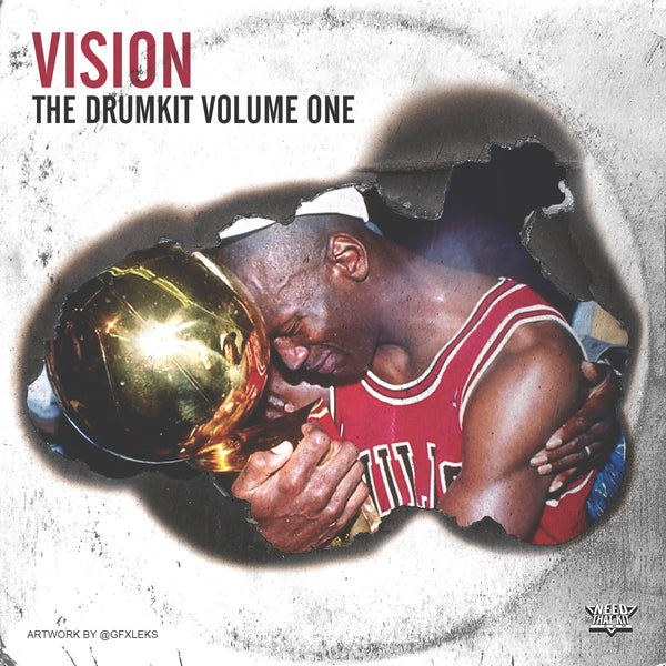 Vision Producer Drumkit volume one