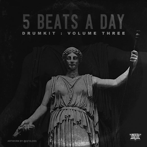 5 Beats A Day Producer Drumkit v3