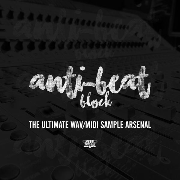 Anti Beat Block Producer Sample Arsenal