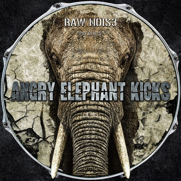 Angry Elephant Kicks (Drum Kit)