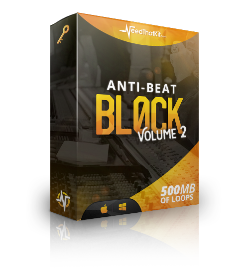 ANTI - Beat Block : Volume 2
