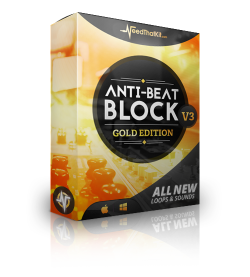ANTI - Beat Block V3 : Gold Edition