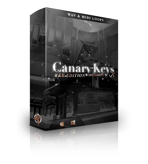 Canary Keys Vol. 1 : R&B Edition