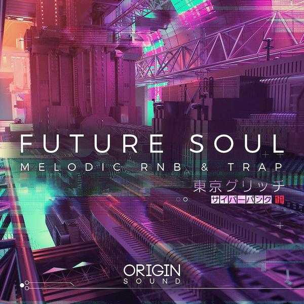 Future Soul (Melodic RNB & Trap Sound Pack)