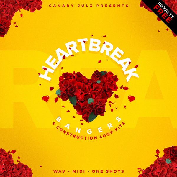 Heartbreak Bangers (Construction Loop Kit)