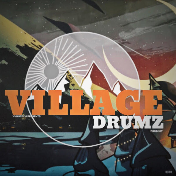 Village Drumz (Drum Kit)
