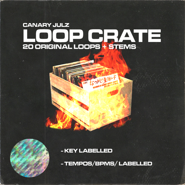 Loop Crate (Loop Kit)