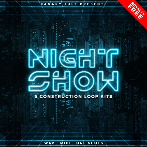 Night Show (Construction Loop Kit)