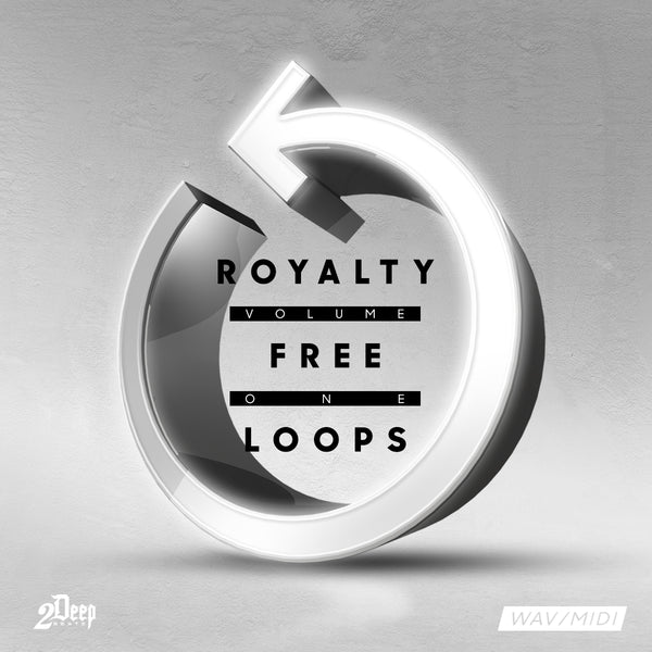 Royalty Free Loops :  Volume 1 (Loop Pack)