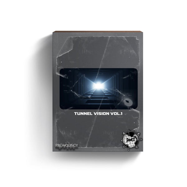 Tunnel Vision : Volume 1 (Drum Kit)