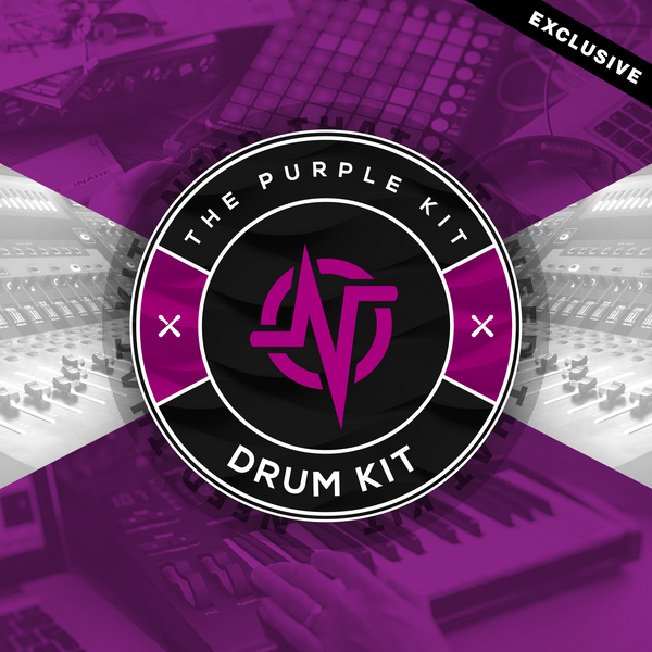 The Purple Kit (Drum Kit)