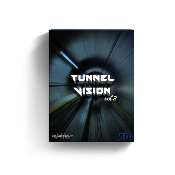 Tunnel Vision : Volume 2 (Drum Kit)