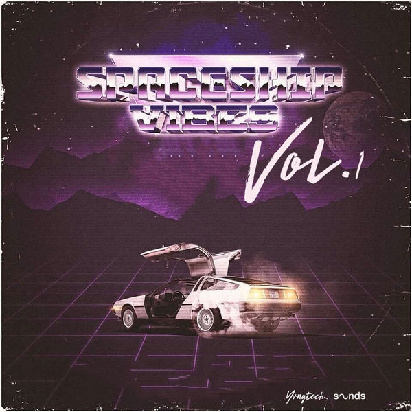 Spaceship Vibes Vol.1 (Sample Pack)