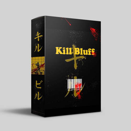 Kill Bluff Vol.1 (Loop & Drum Kit)