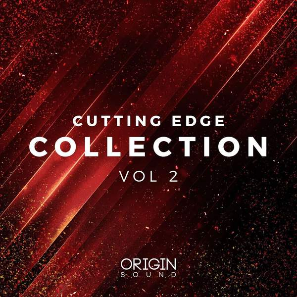 Cutting Edge Collection Vol.2 (Sound Pack)