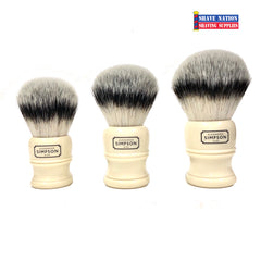 Simpsons Trafalgar Synthetic Shaving Brush