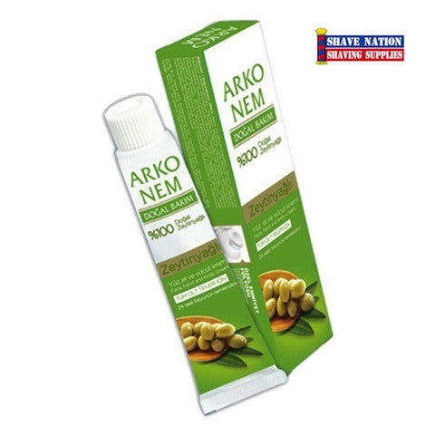 Arko Moisturising Skin Cream in Travel Tube