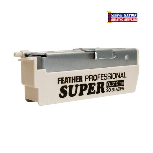 Feather Artist Club Professional SUPER Blades