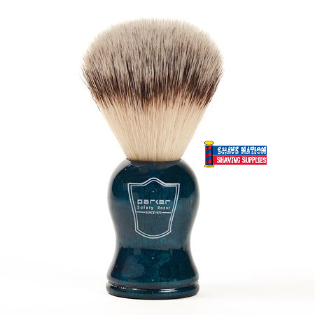 Parker Synthetic Brush Blue