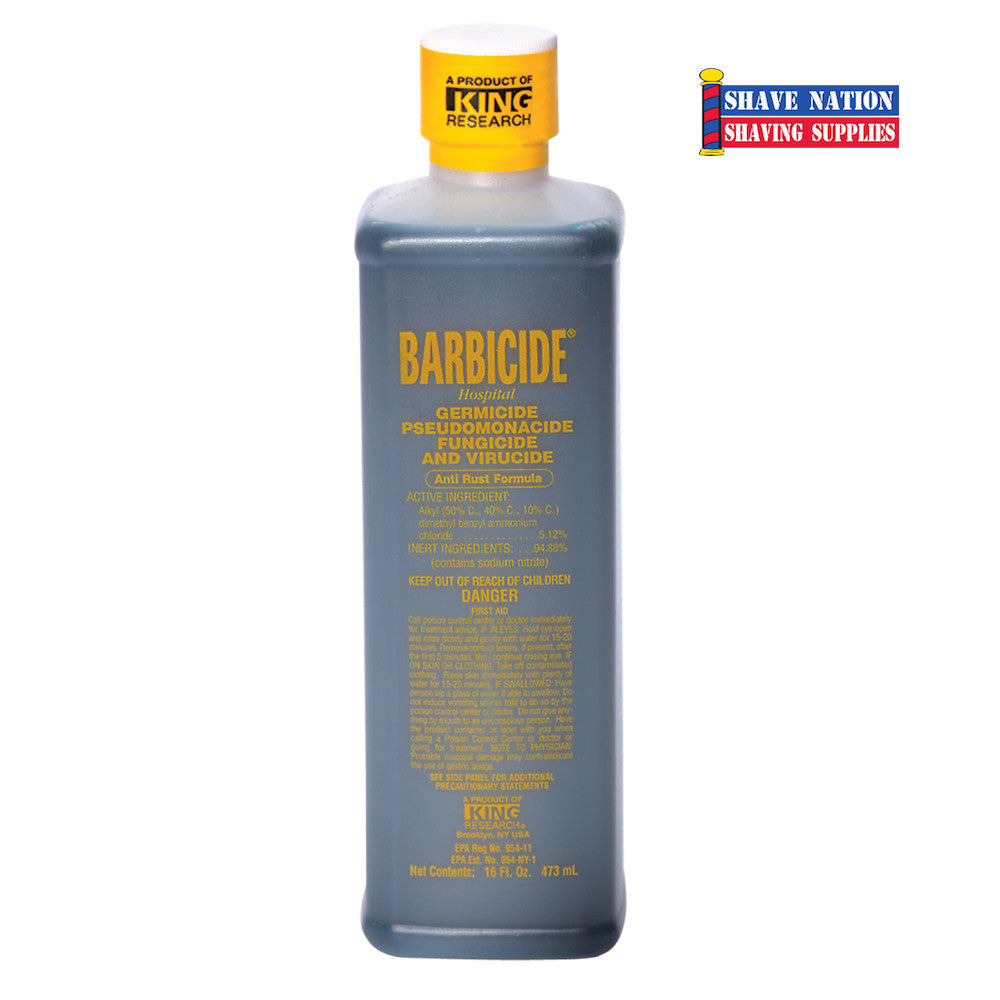 Barbicide Disinfectant Cleaner-16oz Bottle
