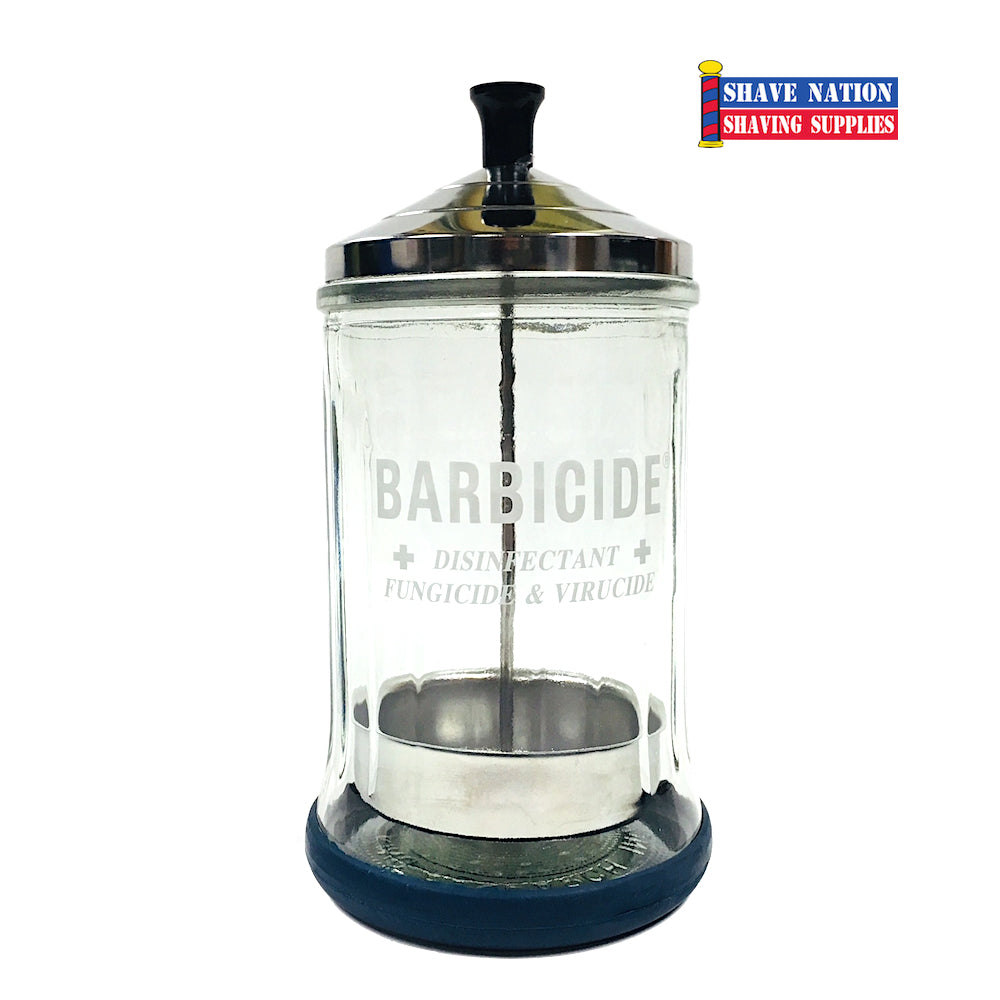 Barbicide Disinfecting Jar Midsize 21oz